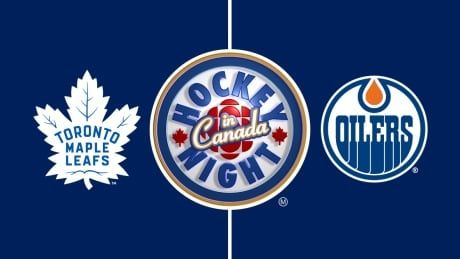 Hockey Night in Canada: Maple Leafs vs. Oilers