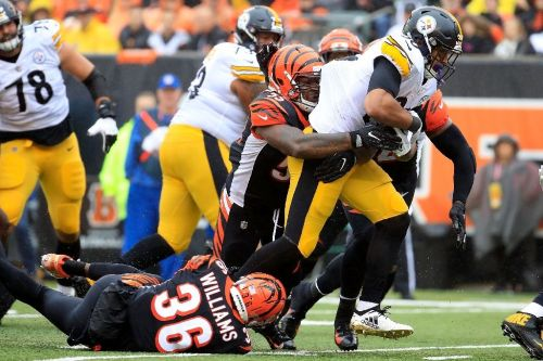 NFL reviewing hits by Burfict as Steelers howl: reports