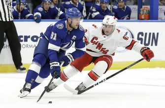 Lightning still the team to beat in NHL's Eastern Conference
