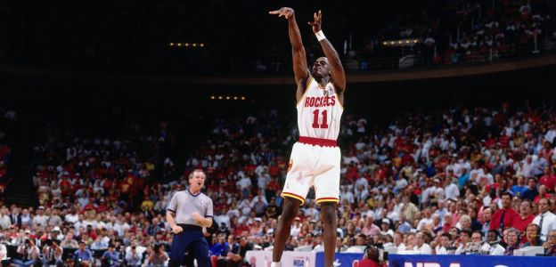 MAD NICE: Vernon Maxwell Was One Hell of a Hooper 💯