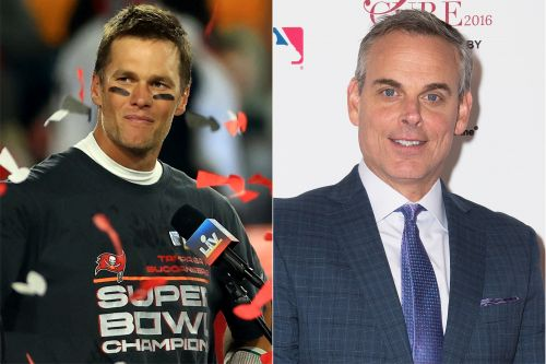 Tom Brady trolls Colin Cowherd in UFO drama