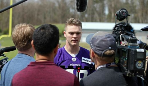 Minnesota Vikings rookie to serve military commitment while playing his first two seasons