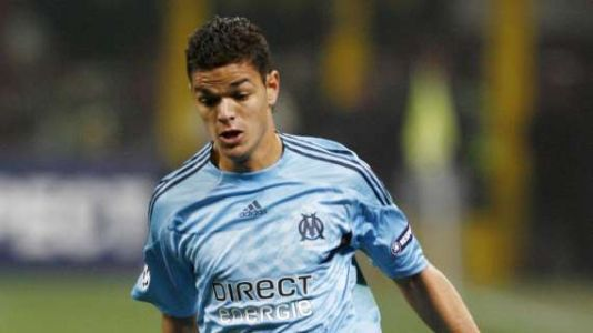 LIGUE 1 - Hatem Ben Arfa frustrated by the Marseille performance