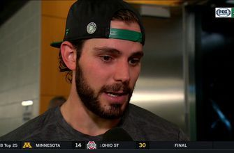 Tyler Seguin on the 2nd period: 'I guess we woke up'