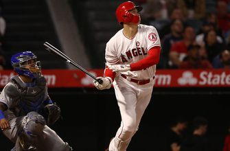 Shohei Ohtani crushes two-run homer adding to Angels lead
