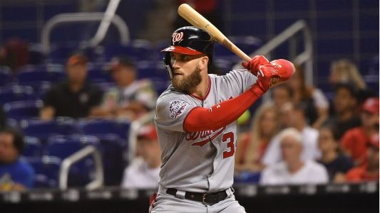 MLB hot stove: Padres ownership to discuss Bryce Harper, report says