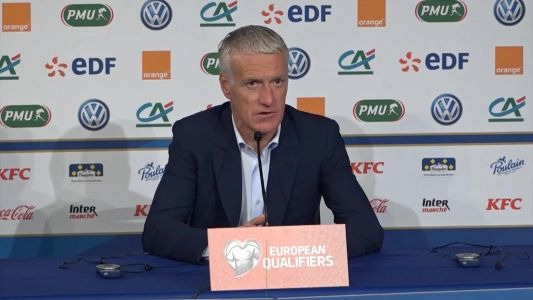 France had fun in rout of Iceland - Deschamps