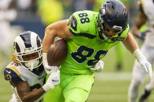 Fantasy football: Week 6 tight end rankings