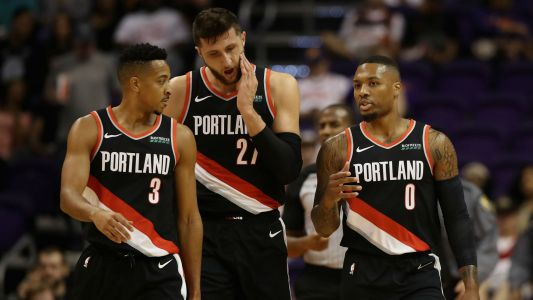 How long are CJ McCollum, Jusuf Nurkic out? Injury timeline, return date, latest updates on Trail Blazers stars