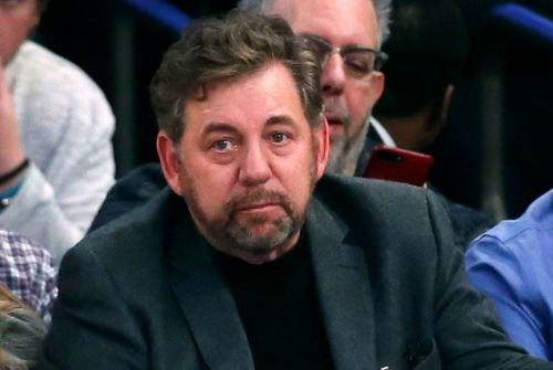 James Dolan takes heat for avoiding topic of America's unrest