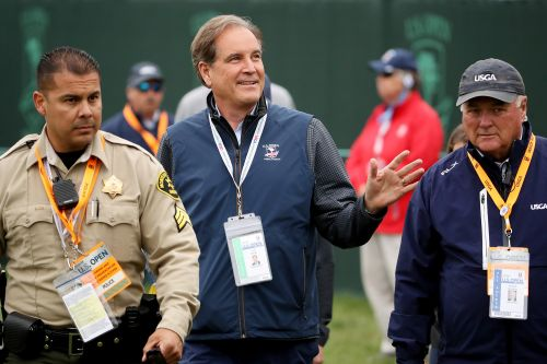 Jim Nantz on Adam Gase's job security, Tony Romo's PGA push