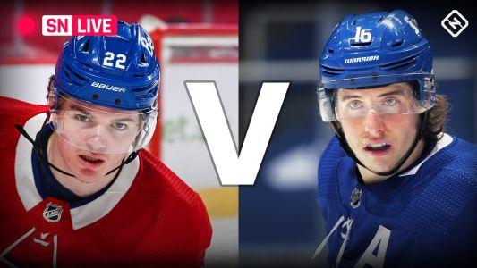Canadiens vs. Maple Leafs: Live score, updates, highlights from season-opening game