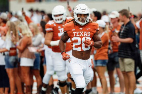 After years of bad luck, Texas RB Kirk Johnson finally ready to make a mark