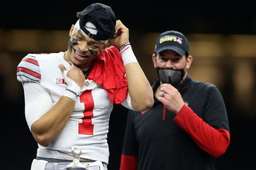 Bears' Justin Fields: I Expect to Be a Franchise QB and Hopefully a Top-5 NFL QB