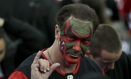 'Seinfeld' actor Patrick Warburton reprises role as Devils fan David Puddy