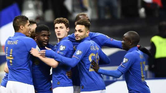 Mbappe, France turn on style to rout Iceland in Euro 2020 qualifier