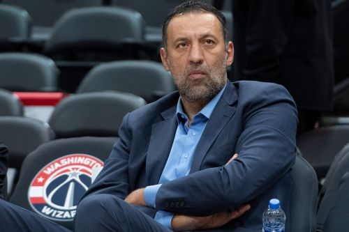 Vlade Divac steps down as Sacramento Kings general manager