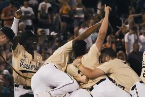 College World Series: Vanderbilt beats Michigan for second national title