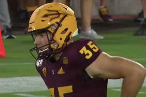 College football: Arizona State's Turk retains eligibility despite agent, NFL Combine work
