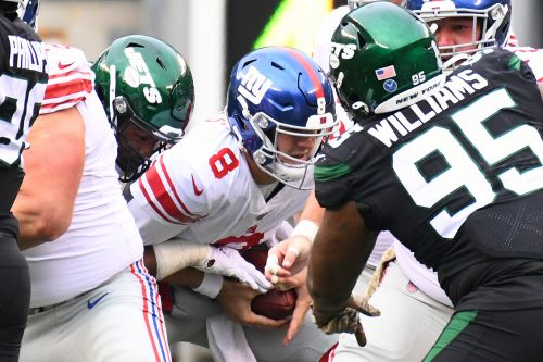 Giants apologize, call for change after Jets embarrassment