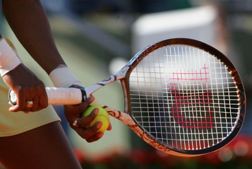 Top tennis players at the French Open in the Open era