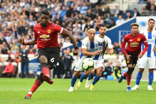 Man Utd fans should be 'mad', admits Pogba