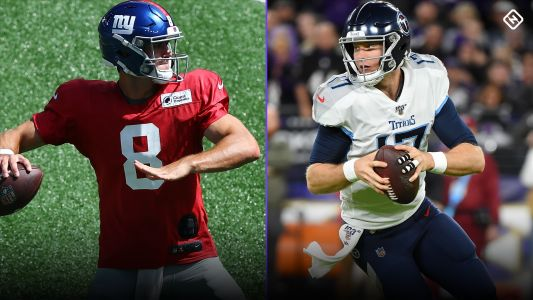 Monday Night Football Betting Preview: Odds, trends, picks for Steelers-Giants, Titans-Broncos