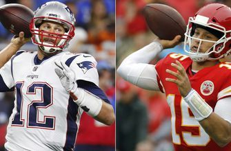Chiefs' Mahomes, Pats' Brady are highly successful QBs in their own ways