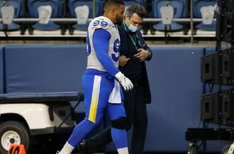 Aaron Donald will play vs. Packers, but won't be at 100 percent - Peter Schrager
