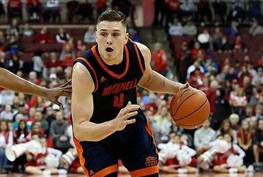 Kentucky basketball adds top prospect in Bucknell Bison transfer Nate Sestina