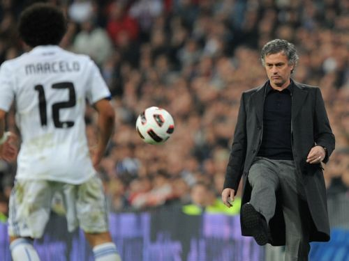 Marcelo: Not for me to say if Mourinho should return to Real Madrid