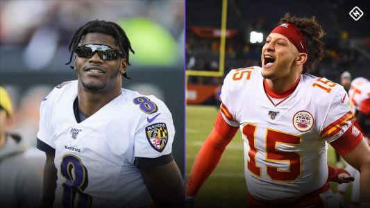 Lamar Jackson's next contract: How the Chiefs' Patrick Mahomes deal will affect Ravens negotiations