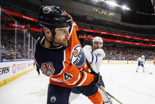 Oilers' Kassian suspended for kicking opponent