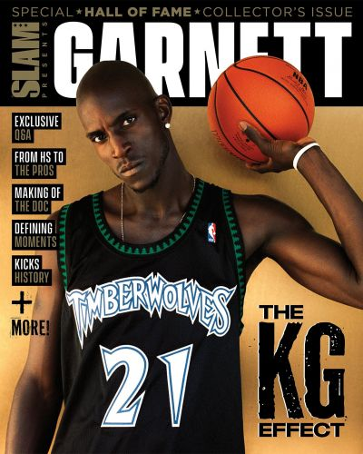 SLAM Presents GARNETT, Exclusive Cover Tees, and Long Sleeves Available Now!