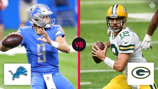 What channel is Packers vs. Lions on today? Time, TV schedule for Week 2 NFL game