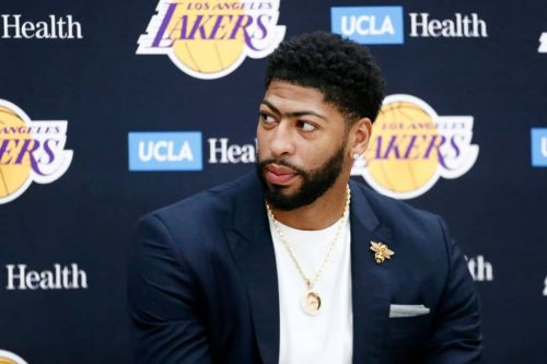 Anthony Davis: Lakers Looking Beyond Rivalry With Clippers