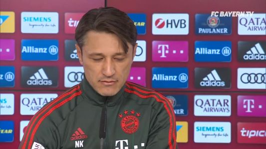 Kovac admits Bayern wasted time against Liverpool