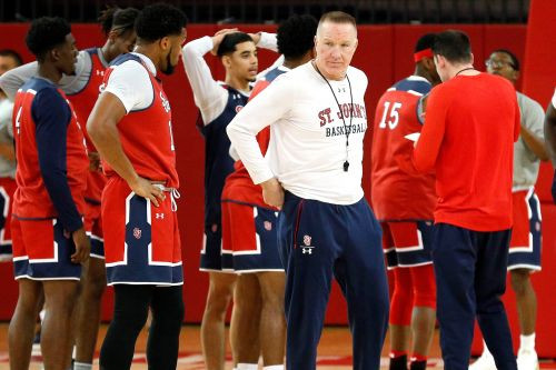 Chris Mullin not running from the expectations for St. John's