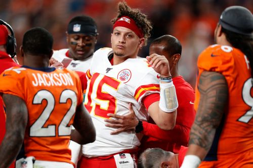 Opinion: If Chiefs lose Patrick Mahomes, go ahead and put Patriots back in Super Bowl