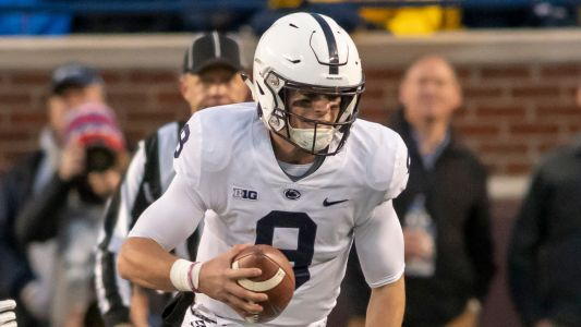 Friday's college football: Penn State pushes for offense