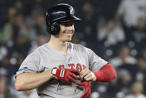 Alex Cora puts hero of Game 3 back on Red Sox bench