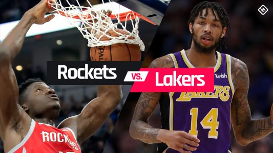 Rockets vs. Lakers: Time, TV channel, how to watch online