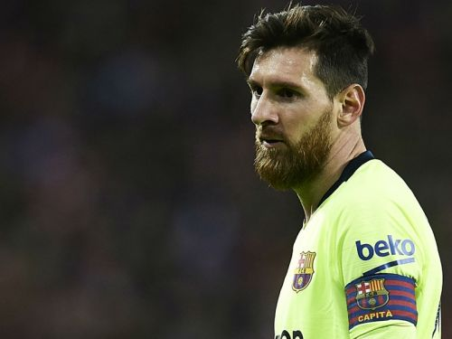 Lyon 0 Barcelona 0: Messi off colour as Valverde's men are held