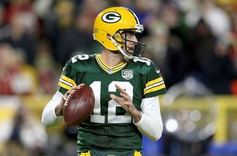 Skip Bayless examines Aaron Rodgers' performance on MNF: 'He is the LeBron James of the NFL'