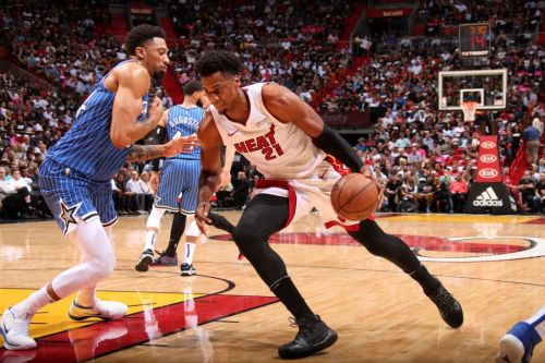 Hassan Whiteside To Pick Up 2019-20 Player Option