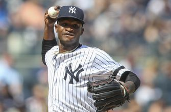 Yankees' Domingo Germán put on leave over domestic violence