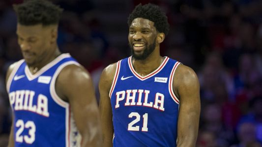 NBA playoffs 2019: Joel Embiid says 76ers 'can win it all'