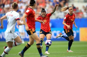 2019 FIFA Women's World Cup™: Spain score a quick equalizer vs. the United States | HIGHLIGHTS