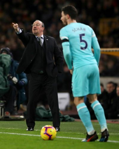 Wolves level late to dent Newcastle's survival hopes in EPL