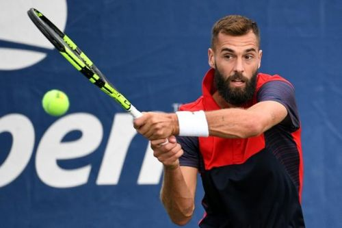 Benoit Paire vs. Gregoire Barrere - 9/20/19 Moselle Open Tennis Pick, Odds, and Prediction